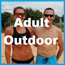 Adult Outdoor Charlotte Volleyball