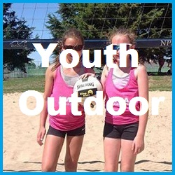 Youth Outdoor Charlotte Volleyball